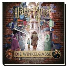Harry Potter: Die Winkelgasse - Das Handbuch zu den Filmen