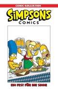 Simpsons Comic-Kollektion - Ein Fest für die Sinne
