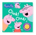 Peppa Pig: Oink! Oink! Hör mal, wer da grunzt!, m. Soundeffekten