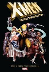 Die X-Men Anthologie
