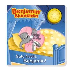 Benjamin Blümchen: Gute Nacht, Benjamin!, m. Licht