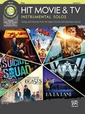 Hit Movie & TV Instrumental Solos, Flute, m. Audio-CD
