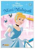 Disney Prinzessin: Mini-Malspaß, 4 Hefte - Nr.1-4