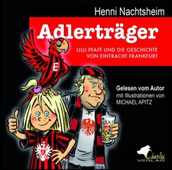 Adlerträger, 1 Audio-CD