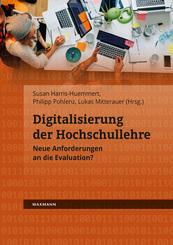 Digitalisierung der Hochschullehre