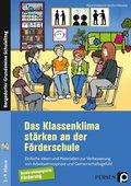 Das Klassenklima stärken an der Förderschule, m. CD-ROM