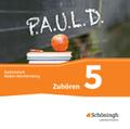 P.A.U.L. D., Ausgabe Gymnasium Baden-Württemberg: 5. Klasse, Zuhören, 2 Audio-CDs