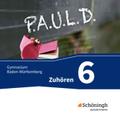 P.A.U.L. D., Ausgabe Gymnasium Baden-Württemberg: 6. Klasse, Zuhören, 2 Audio-CDs
