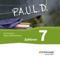 P.A.U.L. D., Ausgabe Gymnasium Baden-Württemberg: 7. Klasse, Zuhören, 2 Audio-CDs