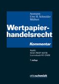 Wertpapierhandelsrecht, Kommentar