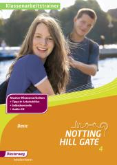 Notting Hill Gate, Ausgabe 2014: 8. Schuljahr, Klassenarbeitstrainer Basic