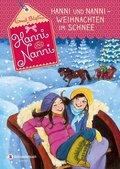 Hanni und Nanni - Weihnachten im Schnee