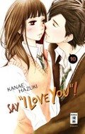 """Say """"I love you""""! - Bd.10"""