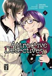 Attractive Detectives - Bd.4
