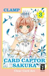 Card Captor Sakura Clear Card Arc - Bd.3