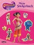 Sherazade - Geschichten aus 1001 Nacht, Mein Stickerbuch