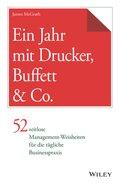 Ein Jahr mit Drucker, Buffett & Co.
