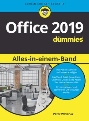 Office 2019 Alles-in-einem-Band für Dummies