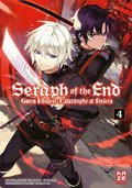 Seraph of the End - Guren Ichinose Catastrophe at Sixteen (Novel) - Bd.4