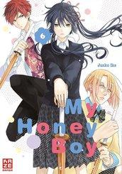 My Honey Boy - Bd.6