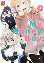 My Honey Boy - Bd.4