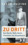Zu dritt. Karl Barth, Nelly, Barth, Charlotte von Kirschbaum