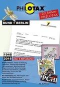 Abarten-Katalog Bund + Berlin 16.Auflage, 1 DVD-ROM