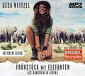 Frühstück mit Elefanten, 1 MP3-CD