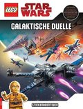 LEGO Star Wars - Stickerabenteuer - Galaktische Duelle