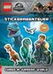 LEGO® Jurassic World - Stickerabenteuer, Chaos in Jurassic World