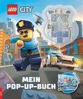 """LEGO City - Mein Pop-up-Buch (Inklusive zwei LEGO® Minifiguren """"Polizist"""" und """"Dieb"""")"""