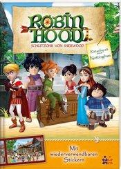 Robin Hood. Rätselspaß aus Nottingham