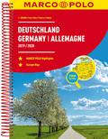 MARCO POLO Reiseatlas Deutschland 2019/2020