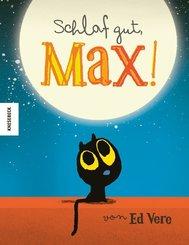 Schlaf gut, Max!