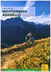 Mountainbike im Adamello