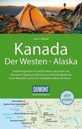 DuMont Reise-Handbuch Reiseführer Kanada, Der Westen, Alaska