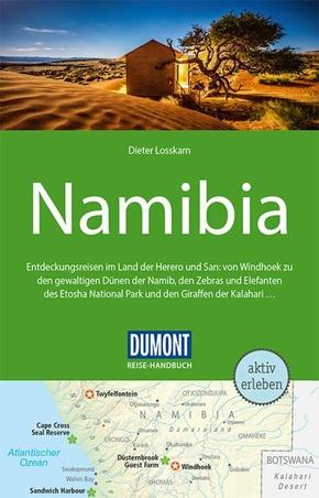 DuMont Reise-Handbuch Reiseführer Namibia