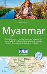 DuMont Reise-Handbuch Reiseführer Myanmar, Burma