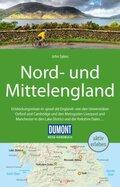 DuMont Reise-Handbuch Reiseführer Nord- und Mittelengland