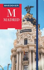 Baedeker Reiseführer Madrid