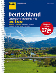 ADAC Superstraßen - Deutschland, Österreich, Schweiz & Europa 2019/2020