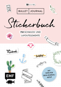 Bullet Journal - Stickerbuch - Bd.1