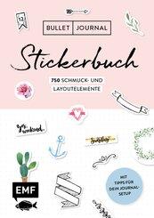 Bullet Journal - Stickerbuch - Bd.1