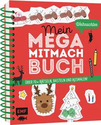 Mein Mega-Mitmach-Buch Weihnachten