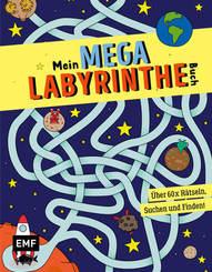 Mein Mega-Labyrinthe-Buch