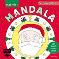 Mal mit! Mandala - Weihnachten