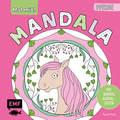 Mal mit! Mandala - Pferde