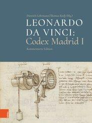 Leonardo da Vinci: Codex Madrid I; .