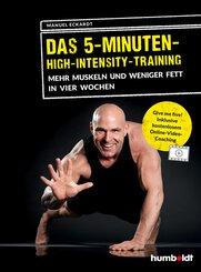 Das 5-Minuten-High-Intensity-Training