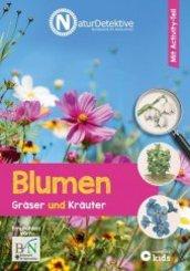 Blumen, Gräser und Kräuter
